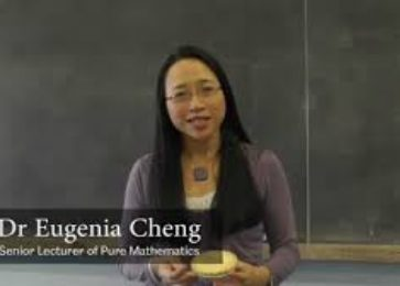 Dr Eugenia Cheng